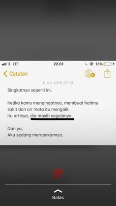 Quotes Rindu, Breakup Quotes, Text Quotes, Mood Quotes, Life Quotes, Qoutes, Quotes Galau, Cards For Boyfriend, Postive Quotes