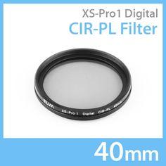 New Elva Camera Digital CIR-PL 40mm Filter Circular Polarizing Slim Filter #Elva