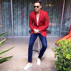 Like the Red Jacket