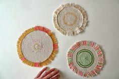 MI MITRIKA: Crochet e tricot
