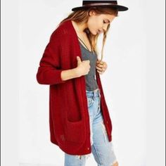 Oversized cardigan Comfy, warm, oversized cardigan Urban Outfitters Sweaters Cardigans