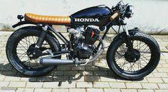 Honda cg 125 - Bragança