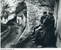 Andre Kertesz, Masters of Photography, 20th Century, black n white ...
