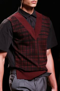 Bottega Veneta | Spring 2014 Menswear Collection