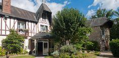 ∞ Hotel Bagnoles de l'Orne - Hotel Restaurant Bagnoles de l'orne - Le Manoir du Lys
