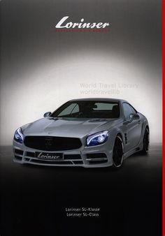 https://flic.kr/p/U5sCqZ | Lorinser SL-Klasse / SL-Class (Mercedes-Benz); 2012_1