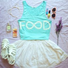 Daily New Fashion : Cute Summer Outfits