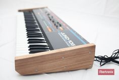 Roland juno 106 vintage analog synth CHECKED AND PRO SERVICED Ship Worldwide  #Roland