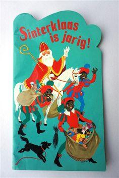 Sinterklaas vintage liedjesboek Continue reading →