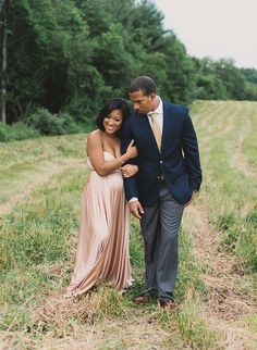 Vintage Glamour Maternity Session – Inspired By This