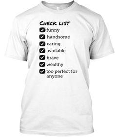"""Too perfect man"" Shirt""Moves like a rabbit"" Shirt Funny Tank Tops, Funny Tees, Funny Tshirts, Man Shirt, Funny Hoodies, Perfect Man, Rabbit, Just For You, Mens Fashion"