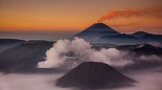 Burning Mountain by Frieder  on 500px