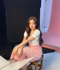 Media added by IRENE ( with caption: 💐🌱💕 - Seulgi, South Korean Girls, Korean Girl Groups, Red Velvet Irene, K Idol, Daegu, Swagg, Kpop Girls, High Waisted Skirt