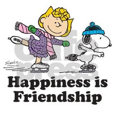 Happiness is Friendship - Sally & Snoopy Charlie Brown Characters, Peanuts Characters, Cartoon Characters, Peanuts Cartoon, Peanuts Snoopy, Peanuts Movie, Peanuts Comics, Snoopy Love, Snoopy And Woodstock