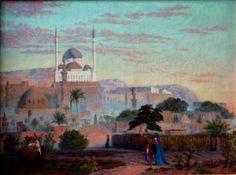 Thomas B. Seddon's The Citadel of Cairo