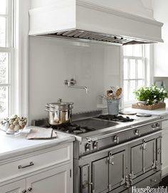 window, dream, oven, cabinet, range hoods, hous, stoves, kitchen designs, white kitchens