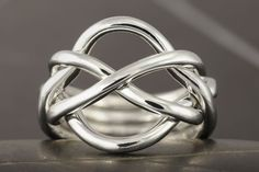 Extra large puzzle ring