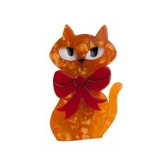Shop the complete collection of Erstwilder cat designs! Find cats as brooches, necklaces and earrings. If you're crazy for kitties you're in the right place! Keep Calm And Smile, Youre Crazy, Quirky Gifts, Cat Pin, Plastic Jewelry, Cat Design, French Artists, My Collection, Cool Cats