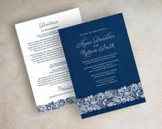 45 Stylish Navy And White Wedding Ideas That You'll Love - Weddingomania