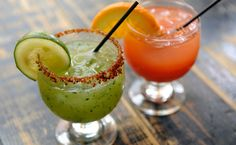 Heat Up Your Valentine's Day With This Spicy Margarita