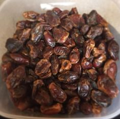 Although this hasn't been proven definitively to work, there have been studies that support the idea that eating six dates a day helps women go into labor spontaneously and have a shorter first phase.