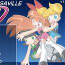 Powerpuff Girls Z Battle in Megaville