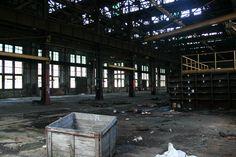 Hunter Warehouse