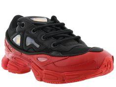ADIDAS BY RAF SIMONS ADIDAS BY RAF SIMONS OZWEEGO III SNEAKERS. #adidasbyrafsimons #shoes #