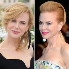 See all of Nicole Kidman's 2013 Cannes Festival beauty looks from every angle — and up close, too.