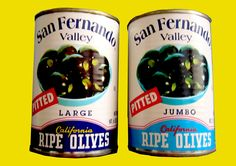 San Fernando Valley Olives