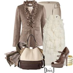 """Office Look"" by dimij on Polyvore"