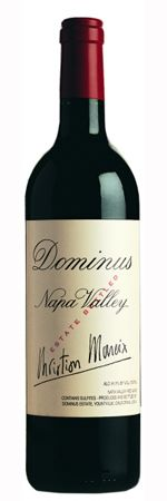 Dominus 2008 Estate – Bordeaux Blends Red Wine         Red Wine by Dominus from Napa Valley, California. The source for the wines  is the historic Napanook Vineyard, one of the oldest vineyards in the Napa  Valley that has been in production since the late 19th century. Located  at the heart of the…    Napa Wines