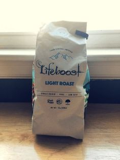 Looking for a coffee that is fair-trade, organic, low-acid and ethically sourced... then Lifeboost Coffee is for you! Coffee Review, Single Origin, Fair Trade, Brewing, Organic, Pure Products, Tips, Food, Advice