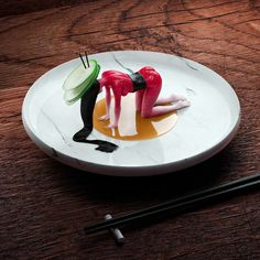 <p>The French Photoshop master Cristian Girotto along with digital art director Olivier Masson, just introduced a striking series titled 'Raw' featuring human sushi practicing yoga. Take a look at their bizarre and surreal but certainly fresh digital creations below. www.cristiangirotto.com</p>