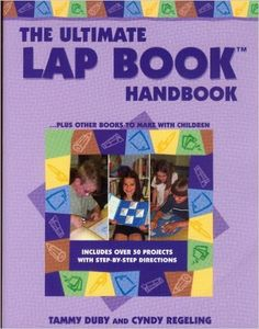 The Ultimate Lap Book Handbook By Tammy Duby & Cyndy Regeling / Meggie Dee Press Lap Book Templates, Mini Books, Lap Books, Homeschool Books, Homeschool Curriculum, Home Schooling, Interactive Notebooks, Teaching Resources, Teaching Ideas