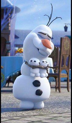 Olaf es papà