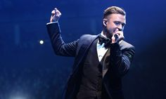 Justin Timberlake commands the stage at soldout London O2 Arena - I forgot how good he was - a great show
