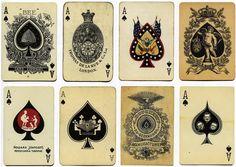 F&O / cards designs / aces