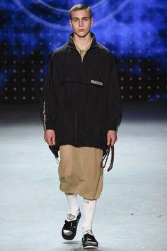 Astrid Andersen Spring 2017 Menswear Fashion Show