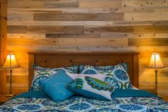 self-adhesive wall panels made from reclaimed wood