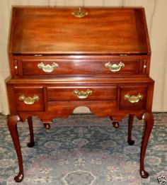 1 895 00 Vintage Henkel Harris Mahogany Highboy Dresser Full Bonnet 10 Drawers Wood On This Outstanding Two Piece Drawer High Boy