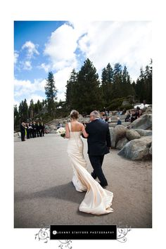 Yosemite Weddings - Glacier Point - Johnny Stafford Photography