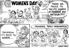 Salute Women of Courage