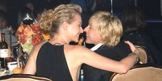Ellen DeGeneres and Portia de Rossi - Cosmopolitan.com