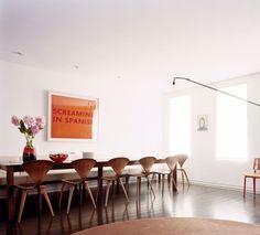 Contemporary Dining Room Ideas | see more at http://diningandlivingroom.com/
