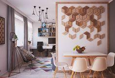 Salas de estar translation missing: br.style.salas-de-estar.minimalista por Polygon arch&des