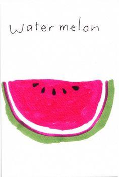 Jane Reiseger — Watermelon