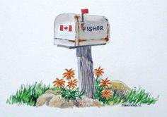 Rural mail box | Flickr - Photo Sharing!