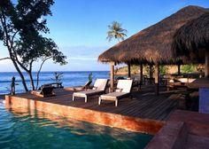 SEA AND SPIRITUALITY - LALUNA; GRENADA, CARIBBEAN