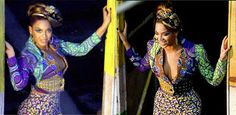 Tenue africaine traditionnelles